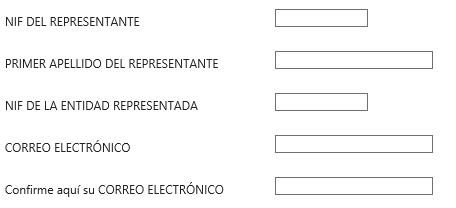 FNMT ceres. Rellenamos los datos de la petición en lasolicitud del Certificado Digital fnmt de Administrador Único o Solidario sin ningún certificado.